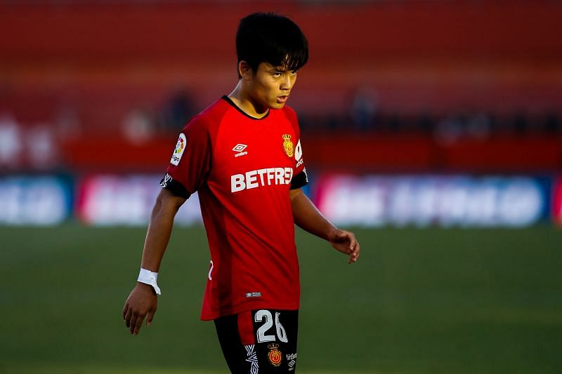 Takefusa Kubo is widely considered one of the brightest prospects in Asian football.