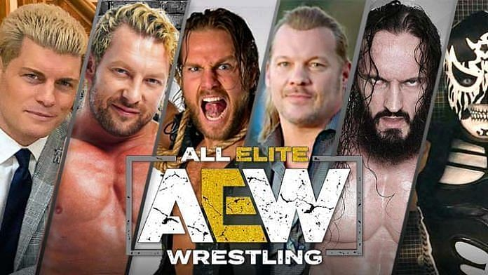 AEW Wrestling Male Roster
