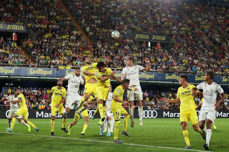Real Madrid Vs Villarreal Prediction Preview Team News And More La Liga 2019 20