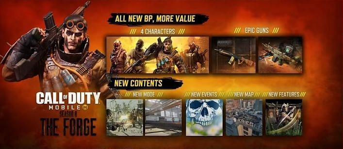 Cod Mobile Season 8 Battle Pass All We Know So Far