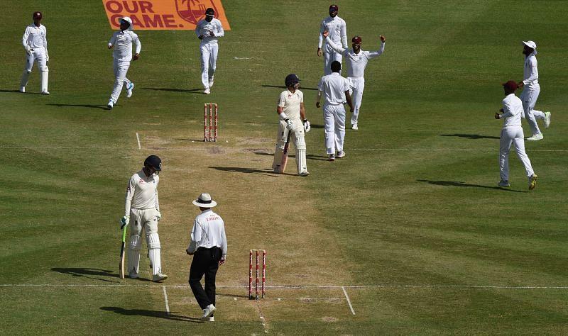 इंग्लैंड vs वेस्टइंडीज