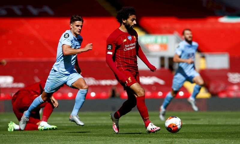 Liverpool 1-1 Burnley: 5 Talking Points as Nick Pope keeps ...
