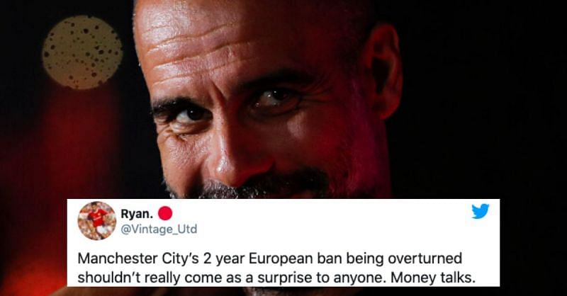 Pep Guardiola and Manchester City will be thrilled with this decision