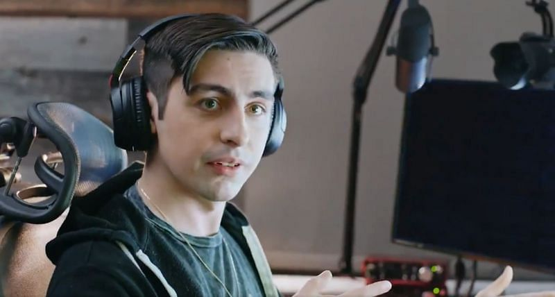 Former professional player and streamer Shroud, image via video games chronicle