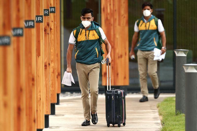 पाकिस्तान टीम इंग्लैंड पहुंच चुकी है