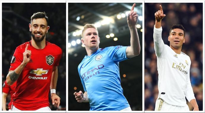 Midfielders play an important role for their teams. Here we take a look at some of the best midfielders in the world at the moment.