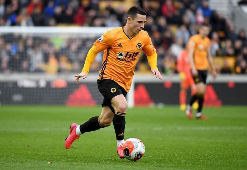 Daniel Podence is likely to retain his place in the Wolves XI