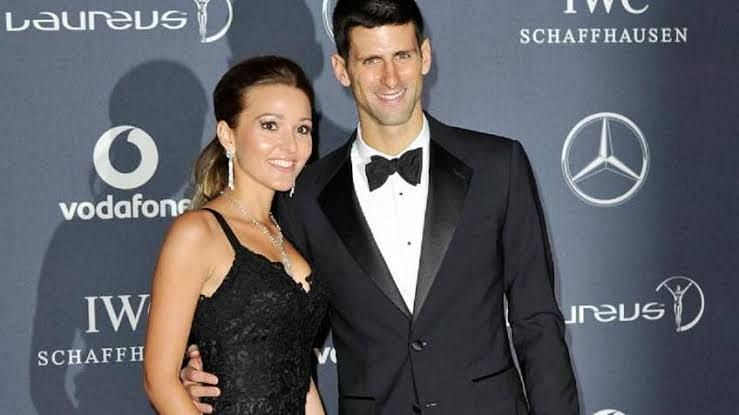 Novak Djokovic and wife Jelena have successfully recovered from COVID-19