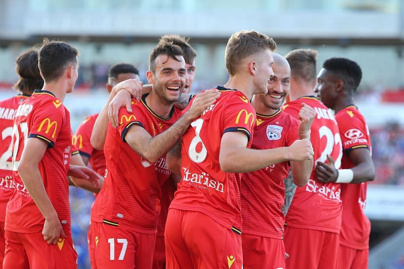 Can the Reds catch up with Perth Glory?