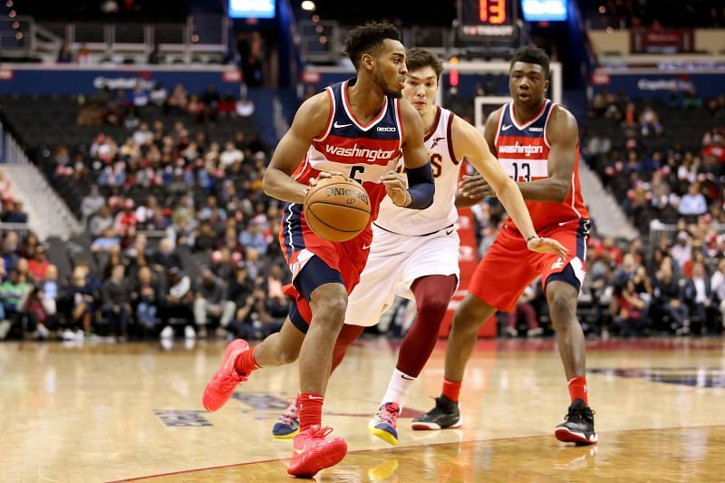 Troy Brown Jr. gives us an inside look at the Washington Wizards in his NBA bubble vlog