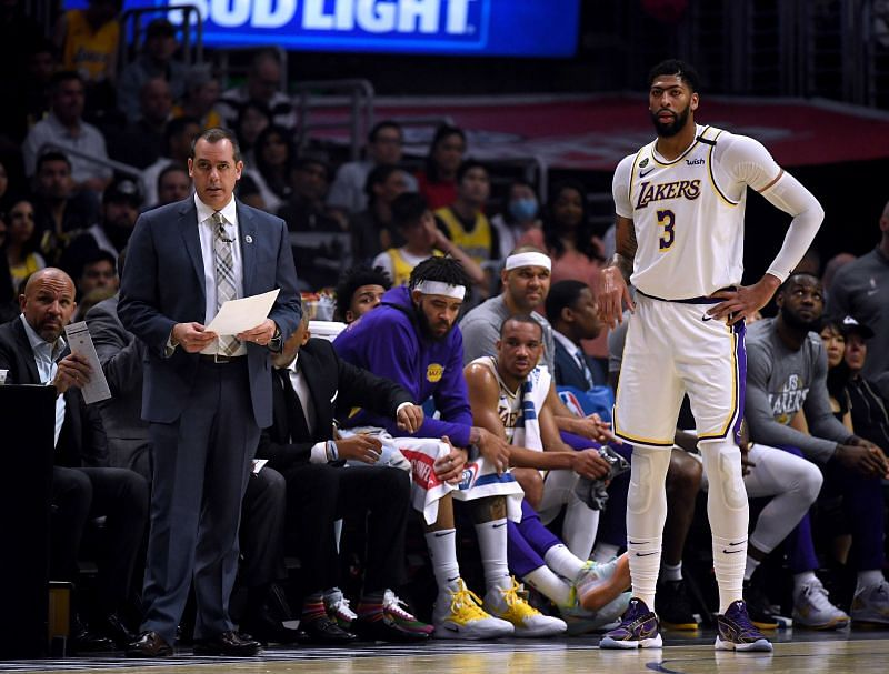 Anthony Davis doubtful for first game in the NBA bubble