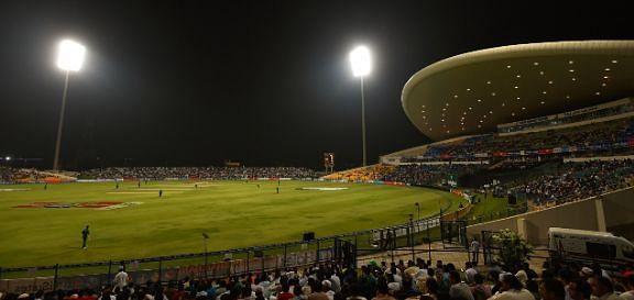 अबुधाबी क्रिकेट स्टेडियम