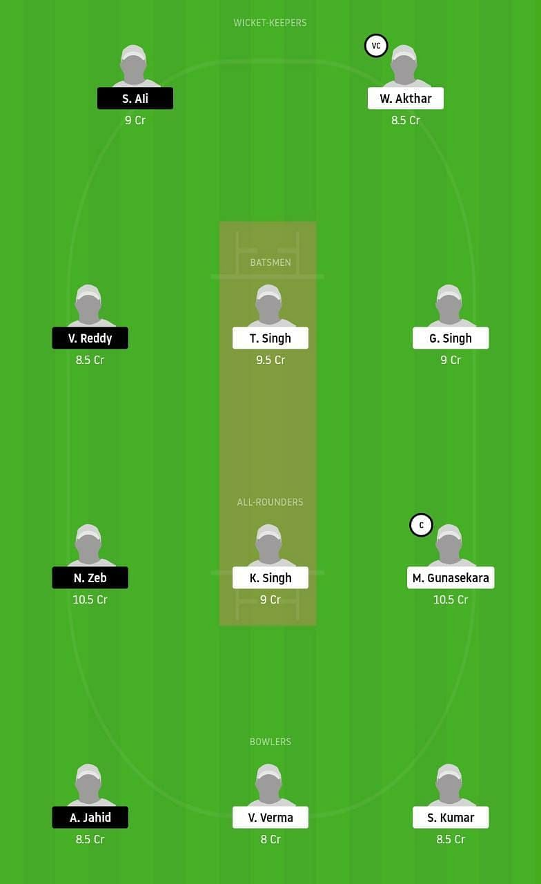 PNL vs LIG Dream11 Tips