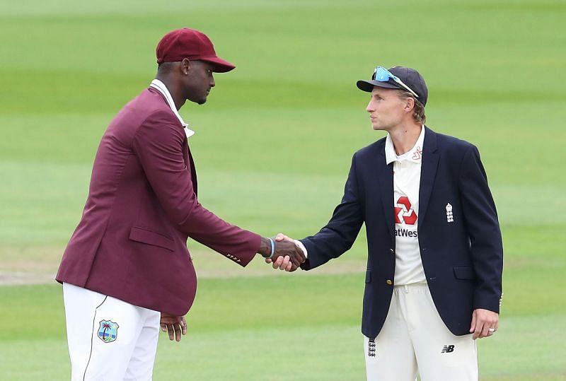 England v West Indies: Day 1 - Third Test #RaiseTheBat Series
