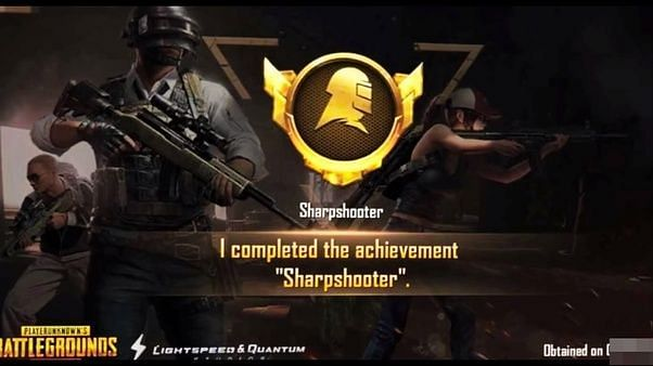 Sharpshooter title