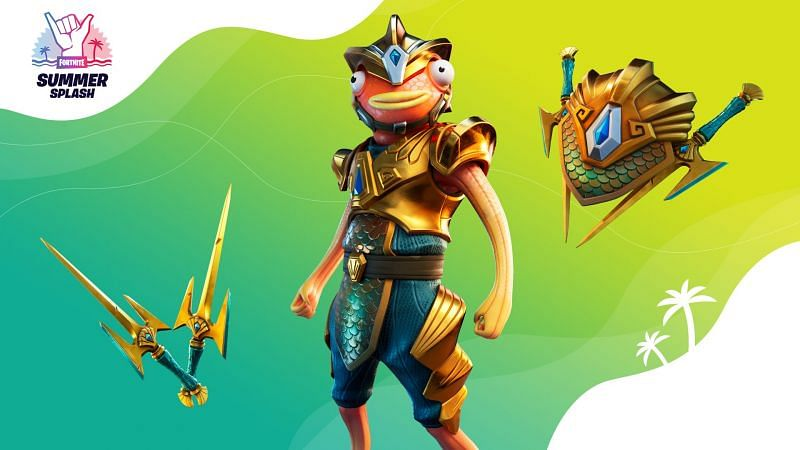 Fortnite Atlantean Fishstick Outfit Now Available