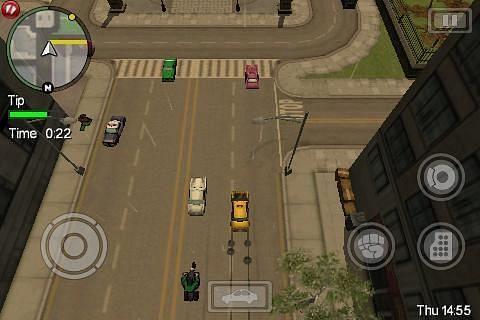 GTA: Chinatown Wars. Image: Pocket Gamer.