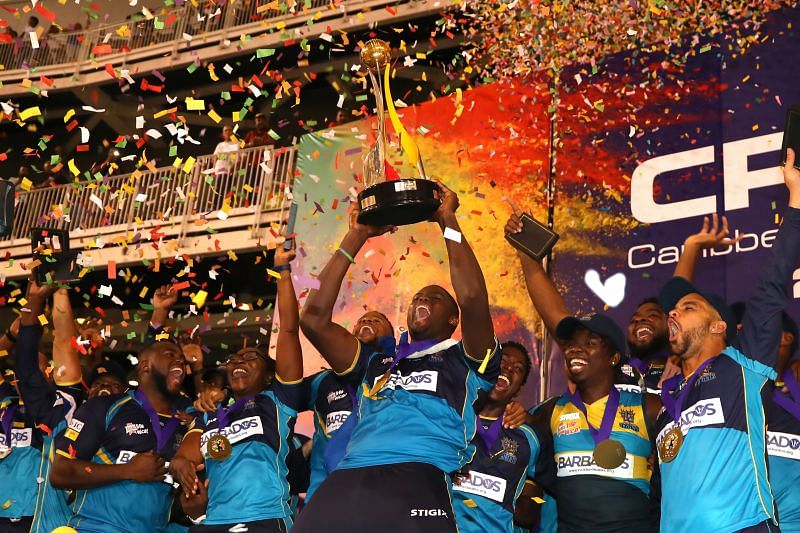 The Barbados Tridents made some big signings from the CPL 2020 player draft