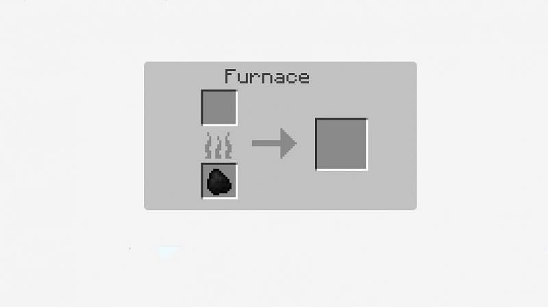 Adding fuel to furnace