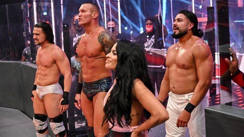WWE के बड़े दिग्गज रैंडी ऑर्टन और जेलिना वेगा की टैग टीम