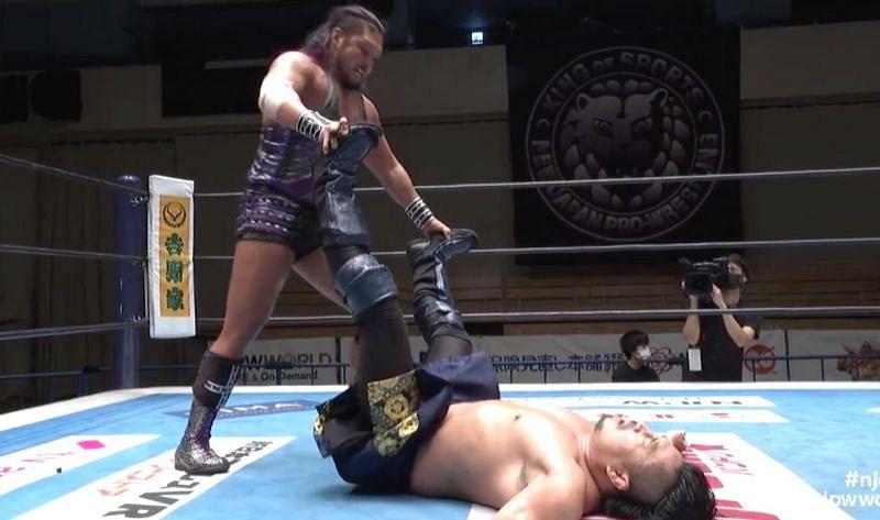 NJPW New Japan Cup 2020: EVIL vs. Goto