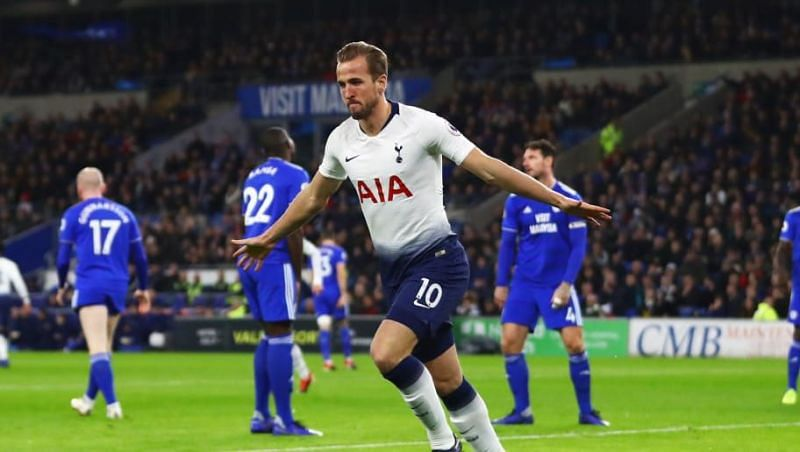 Leicester City is Kane