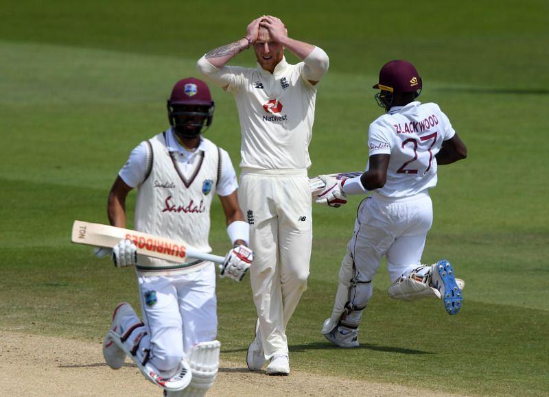 वेस्टइंडीज ने मैच के आखिरी दिन जबरदस्त वापसी करते हुए दर्ज की जीत