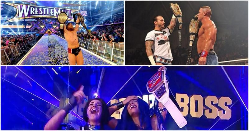 WWE has had several situations where we didn