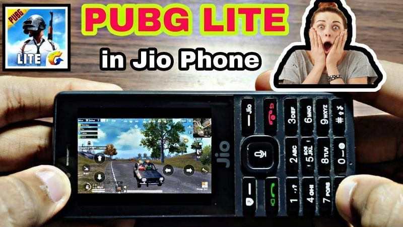 It is not possible to play PUBG Mobile Lite on Jio phone (Picture Courtesy: EBR Youtuber/YT)