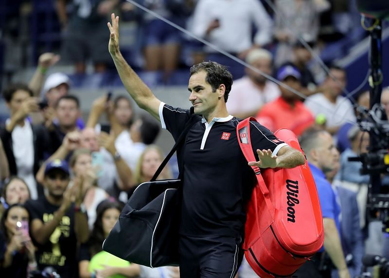 Roger Federer is a 20-time Grand Slam Champion