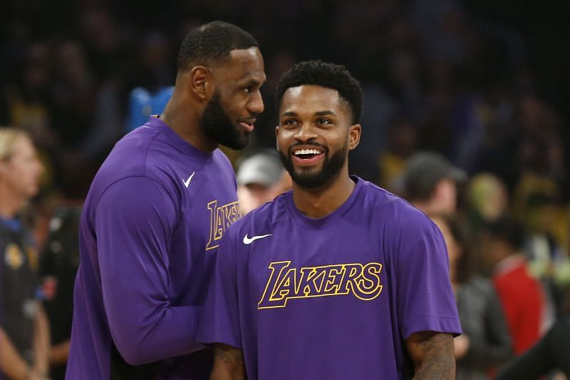 Troy Daniels is a very fond of former teammate LeBron James