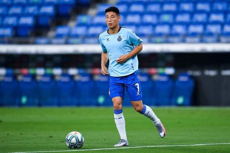 Wu Lei is the first Chinese football player to play in Europe.
