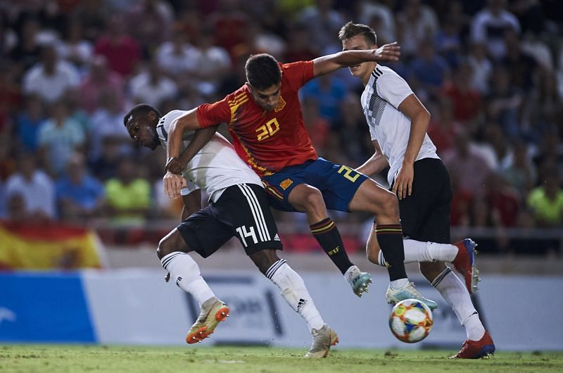 Spain U21 v Germany U21 - International Friendly