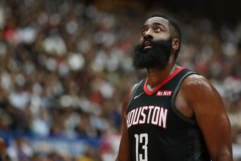James Harden hopes to bring a championship to the Houston Rockets