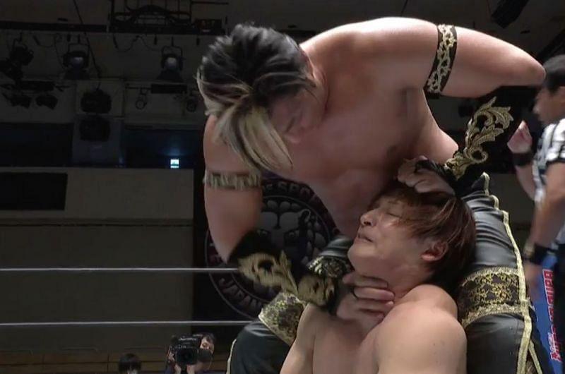 NJPW New Japan Cup 2020: Kota Ibushi vs Taichi