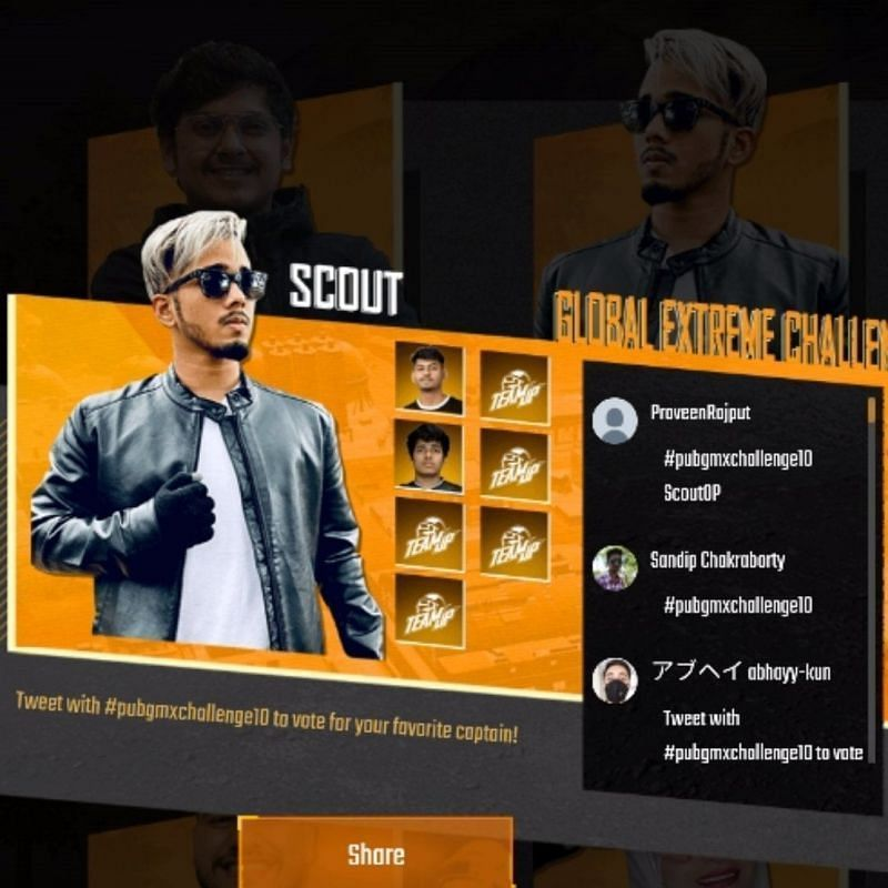 Team Scout