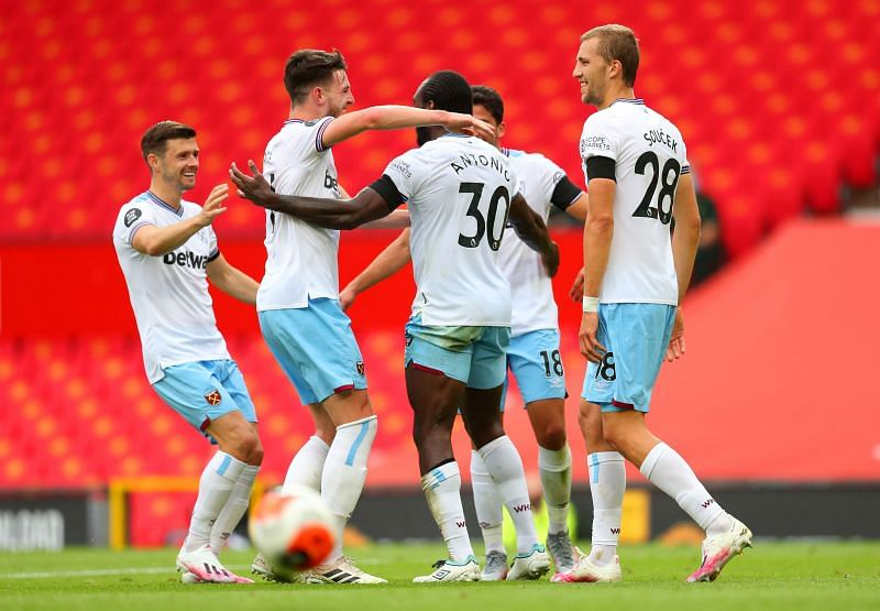 West Ham got a well deserved and much needed point
