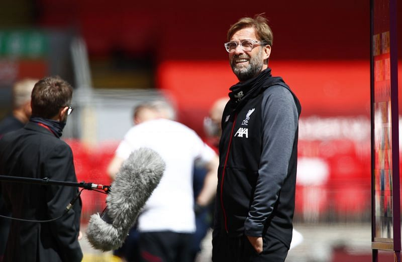 Jurgen Klopp has breathed a new lease of life at Anfield since his 2015 appointment.