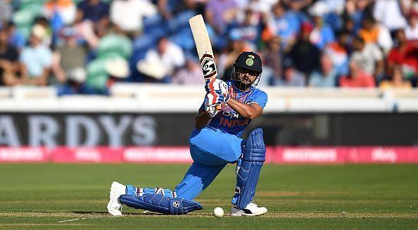 सुरेश रैना 2018 में भारतीय टीम के लिए आखिरी बार खेले थे