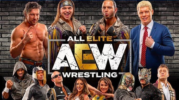 AEW Wrestling Backstage Personnel