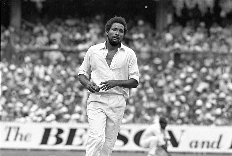 Andy Roberts was part of West Indies