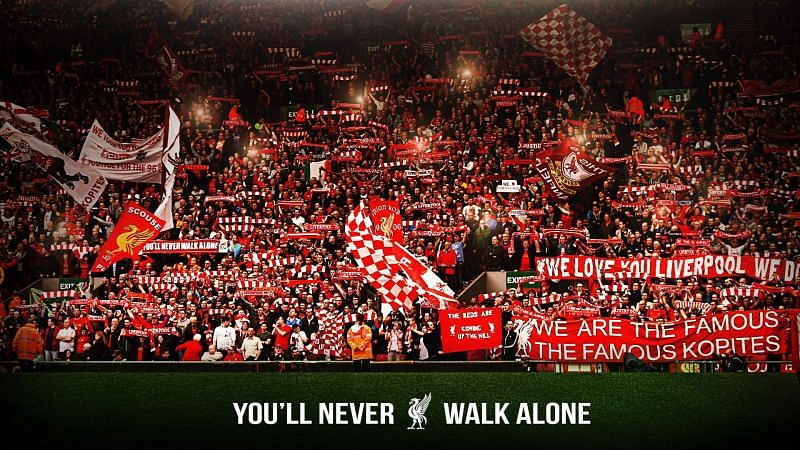 Liverpool boasts of one of the most passionate fan followings in the world