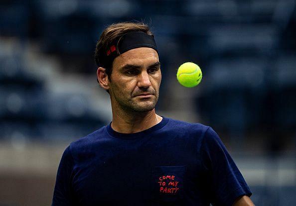 Roger Federer will resume training soon