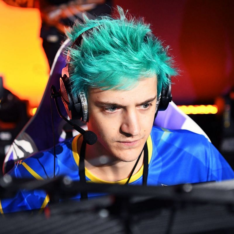 Ninja during an eSports tournament (Image Credit: Wired)