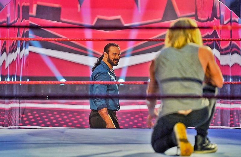 Raw का शानदार एपिसोड