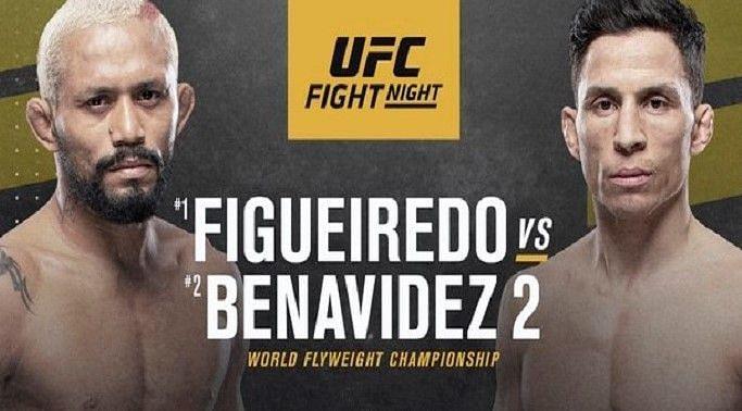 UFC Fight Island 2