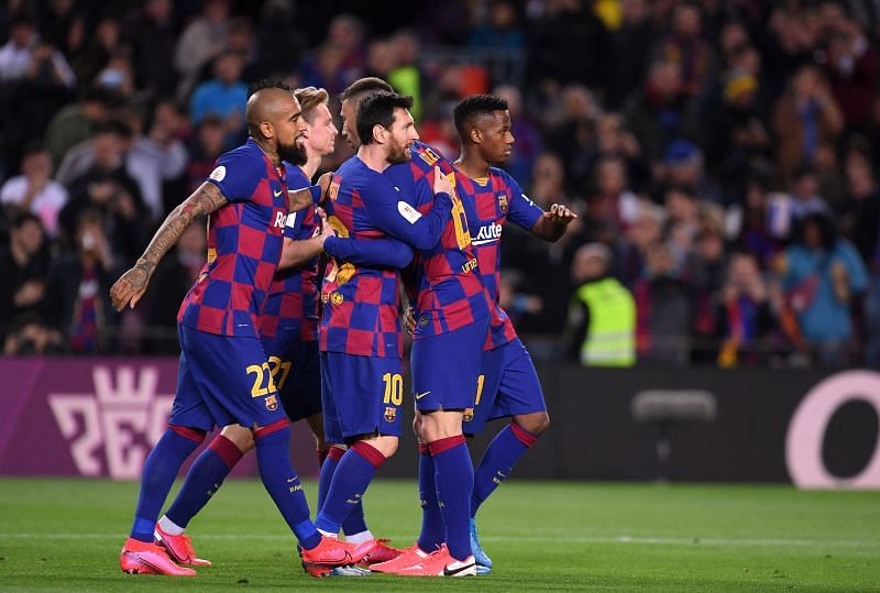 Barcelona Weekly Wages Of First Team Stars Revealed La Liga 2019 20