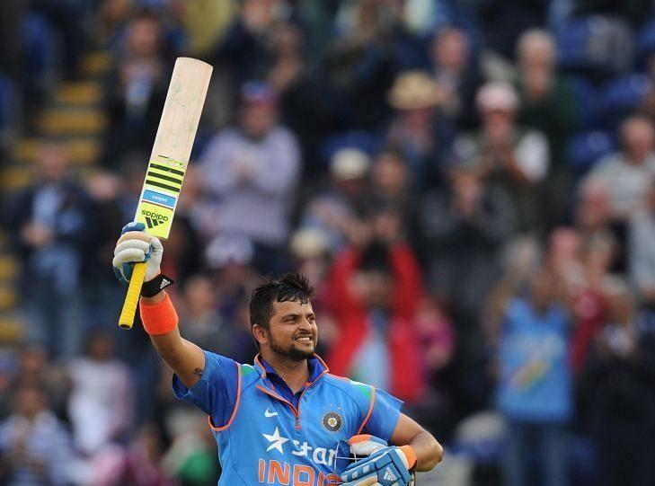 एशिया के बाहर सुरेश रैना का पहला वनडे शतक और भारत की एकतरफा जीत में मैन ऑफ द मैच