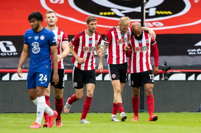 The Blades tore apart Chelsea last time out