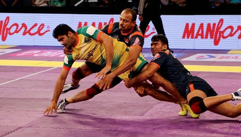 Pardeep Narwal established himself as the key raider for the Patna Pirates in PKL Season 4.